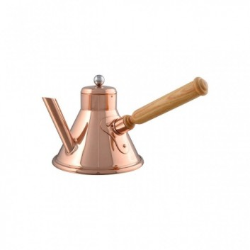 Verseuse à café Cuivre SERVICE EN SALLE
