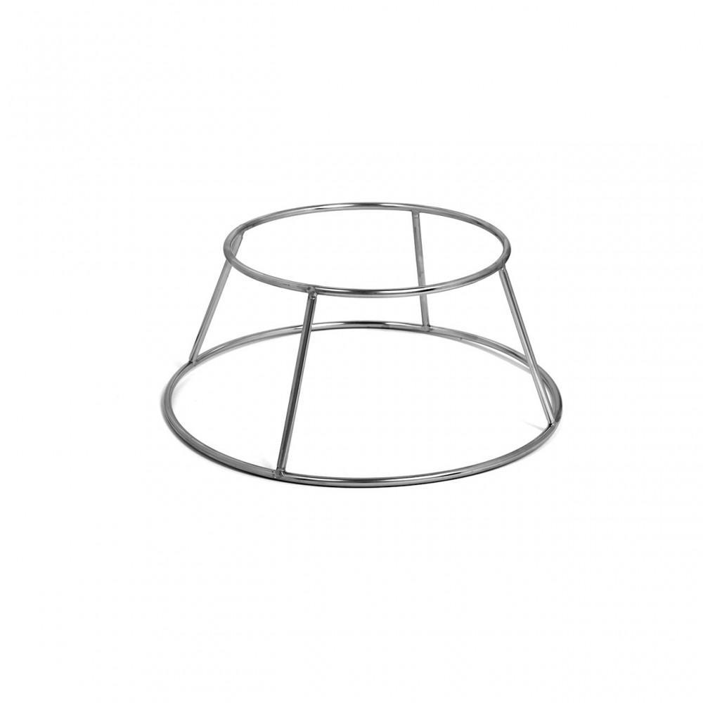 Support Inox pour bassine 1/2 sphérique M'PASSION