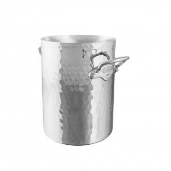 Seau à vin aluminium martelé M'30 20cm