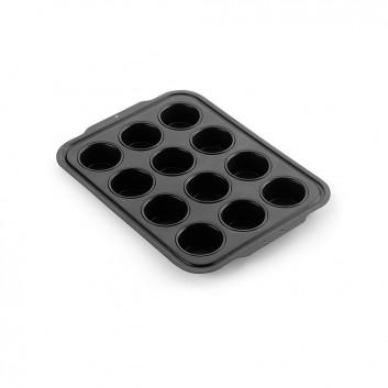 Plaque à muffins anti-adhésif M'PASSION