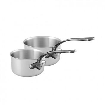 Set 2 casseroles M'URBAN 3 ONYX