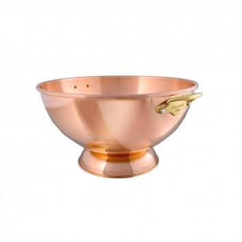 Vasque à champagne Cuivre monture Bronze M'30
