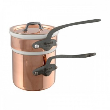 Bain-marie cuivre M'150c 12cm
