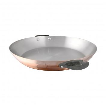 Plat rond cuivre M'150c 26cm