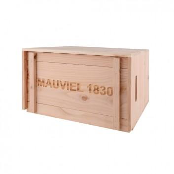 Caisse Bois Mauviel1830