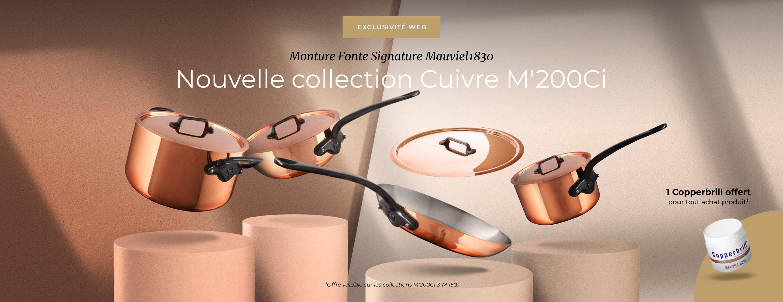 Mois du Cuivre Mauviel1830